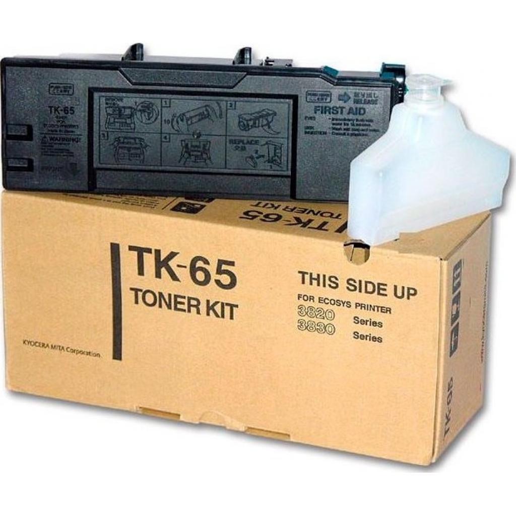 Тонер-картридж Kyocera TK-65 (370QD0KX)