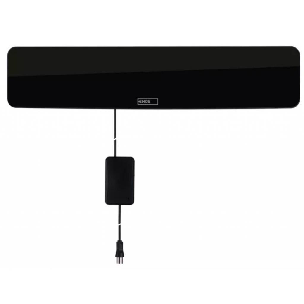 Антенна EMOS EM-HDС3 Black, internal, 0-25 km, 20 dBi (J0675)