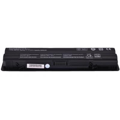 Аккумулятор для ноутбука Dell XPS 14 J70W7, 4400mAh, 6cell, 11.1V, Li-ion, черная Alsoft (A47153)