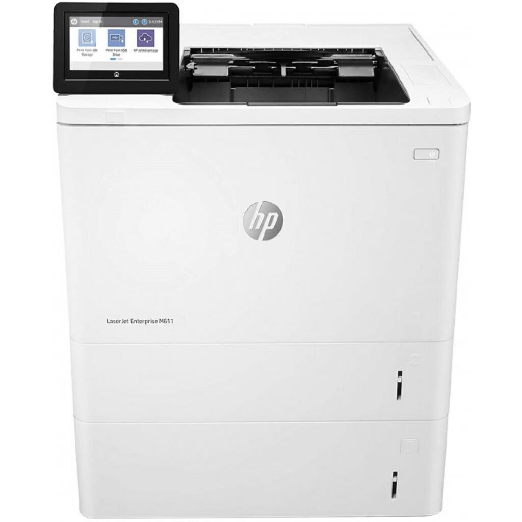 Лазерный принтер HP LaserJet Enterprise M611dn (7PS84A)