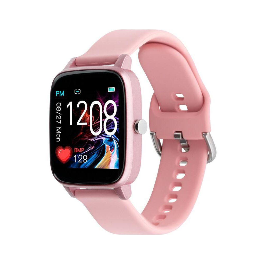 Смарт-часы Gelius Pro iHealth (IP67) Light Pink