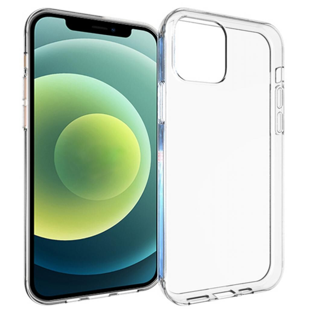 Чехол для моб. телефона BeCover Apple iPhone 12 Transparancy (705363)