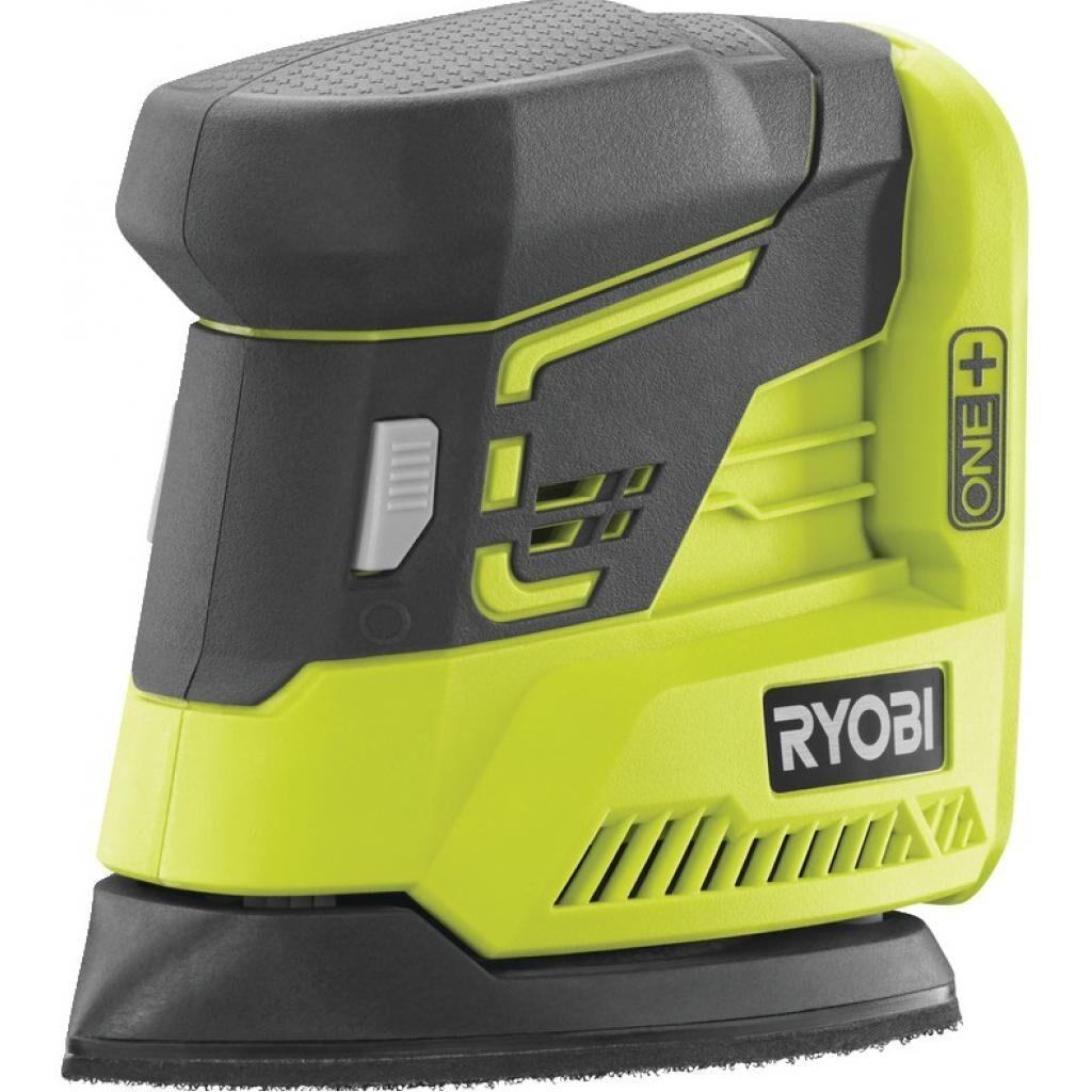 Шлифовальная машина Ryobi ONE+ R18PS-0 (без АКБ и ЗУ) (5133002443)