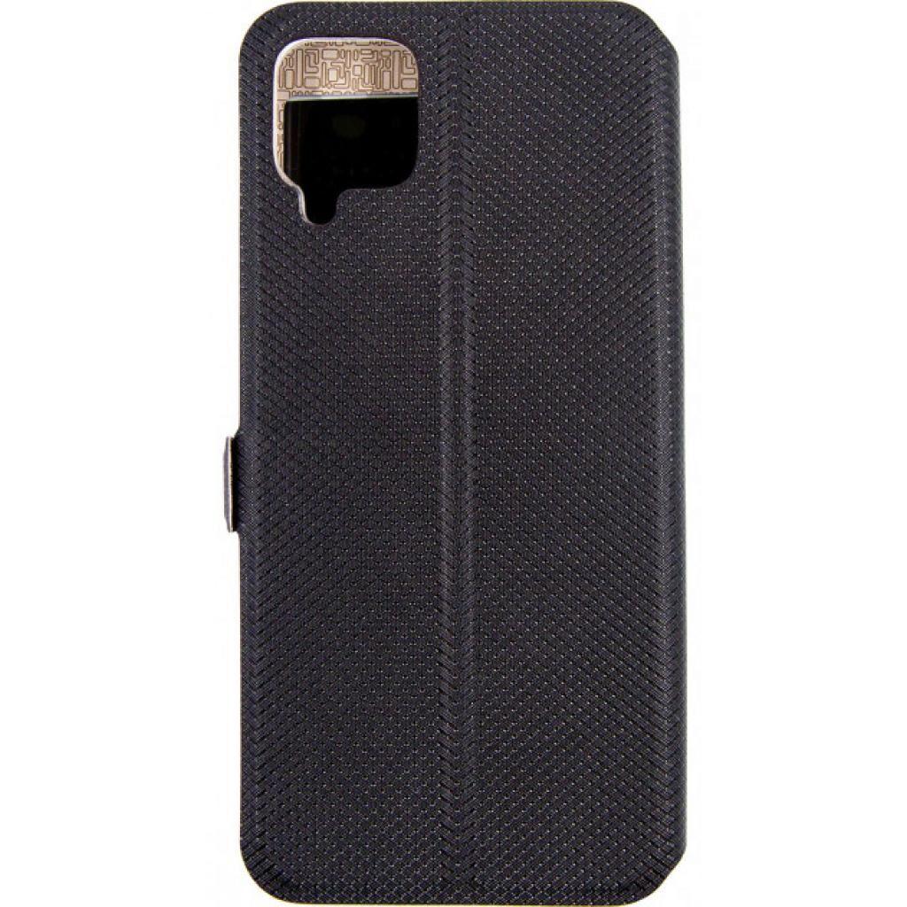 Чехол для моб. телефона DENGOS Flipp-Book Call ID Samsung Galaxy A12 (A125), black (DG-SL-BK-273)