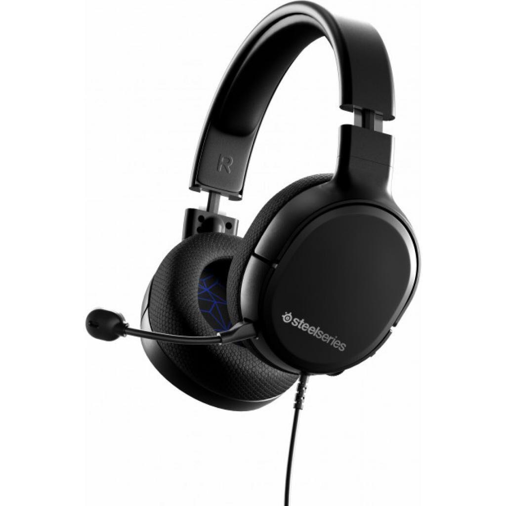 Наушники SteelSeries Arctis 1 for PS5 Black (SS61425)