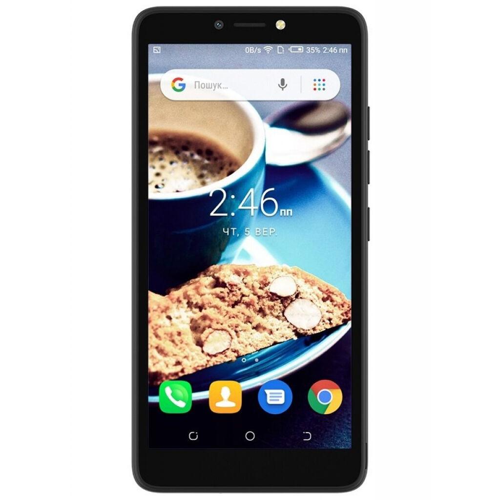 Мобильный телефон Tecno B1G (POP 2F) 1/16Gb Black (4895180765995)