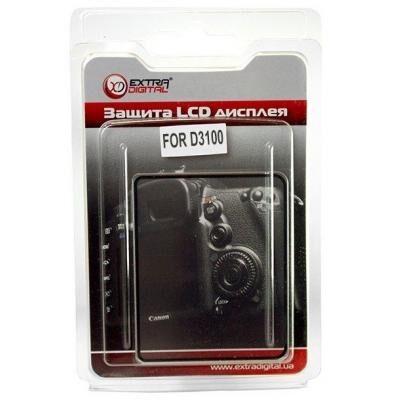 Защита экрана EXTRADIGITAL Защита экрана Nikon D3100 (LCD00ED0009)