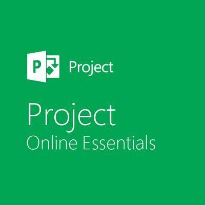 Офисное приложение Microsoft Project Online Essentials 1 Year Corporate (a4179d30_1Y)