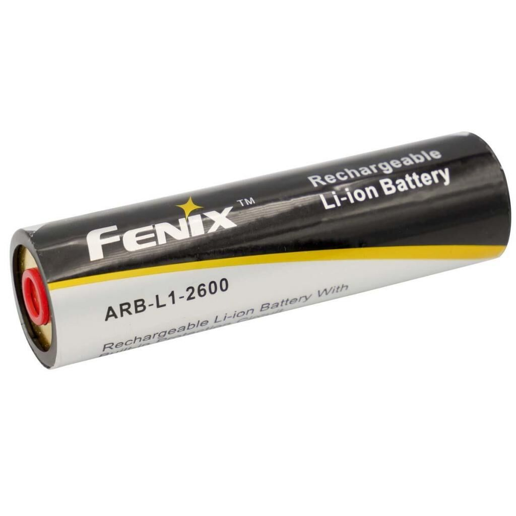 Аккумулятор Fenix for UC40 RC10 RC15 2600 mAh (ARB-L1-2600)