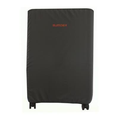 Чехол для чемодана SUMDEX маленький серый М (ДХ.01.Н.23.41.989)