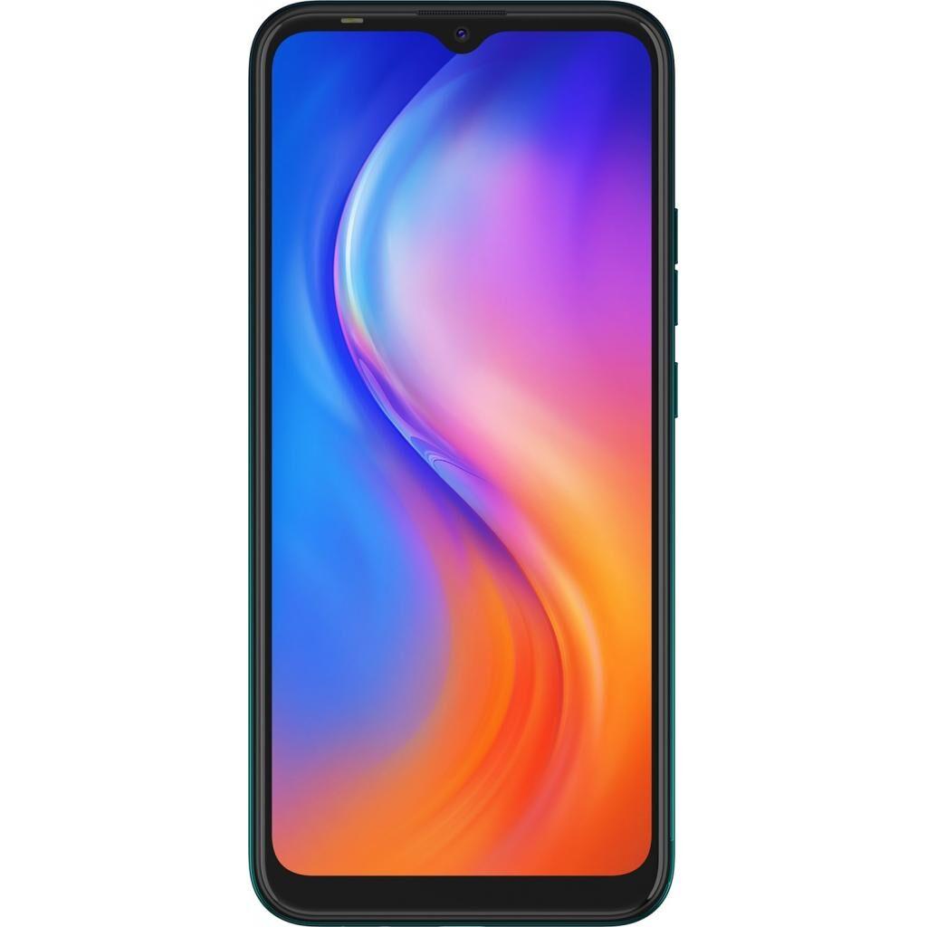 Мобильный телефон TECNO KE5 (Spark 6 Go 2/32Gb) Ice Jadeite (4895180762390)