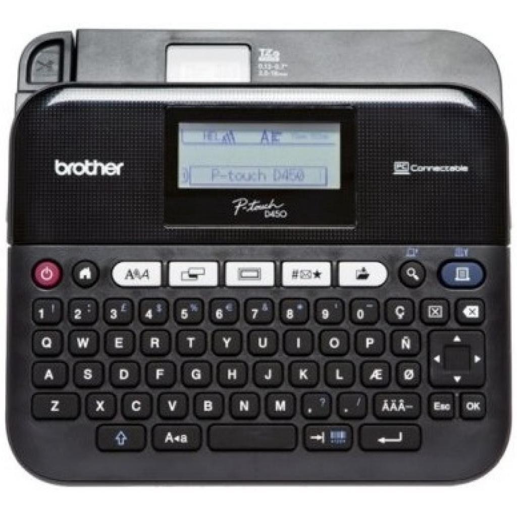 Принтер этикеток Brother P-Touch PT-D450VP (PTD450VPR1)