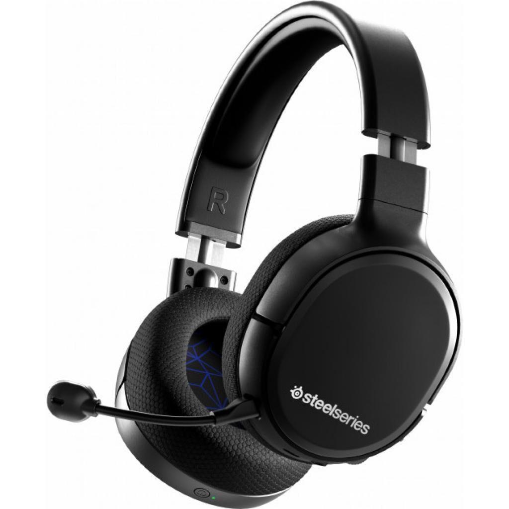 Наушники SteelSeries Arctis 1 Wireless for PS5 Black (SS61519)