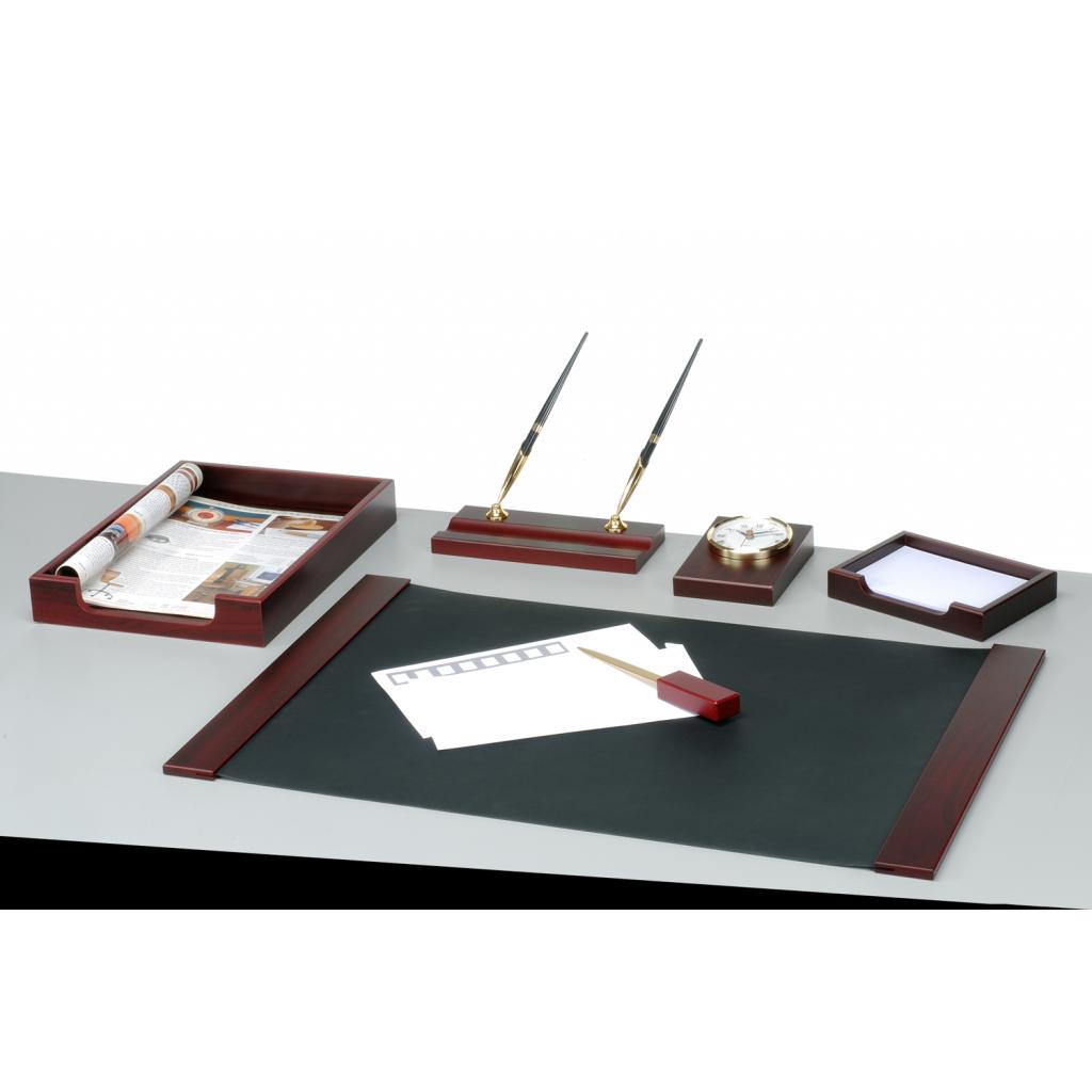 Настольный набор Bestar деревянный 6 предметов Красное дерево (6148XDU)