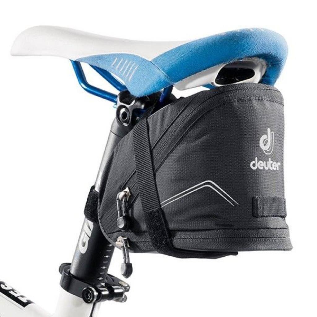 Сумка подседельная Deuter Bike Bag II Black (3290917 7000)