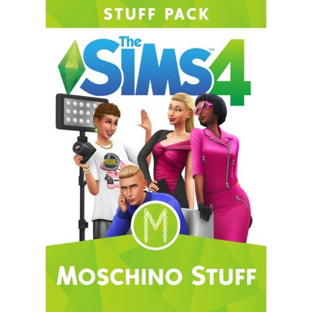 Игра PC The Sims 4: Moschino. Дополнение (18398207)