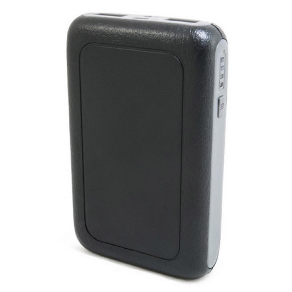 Батарея универсальная Extradigital ED-6Si Black 6000 mAh 2*USB 1A/2.1A (PBU3413)
