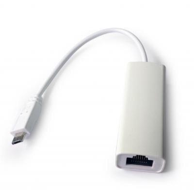 Адаптер Micro USB2.0 to RJ45 GEMBIRD (NIC-mU2-01)