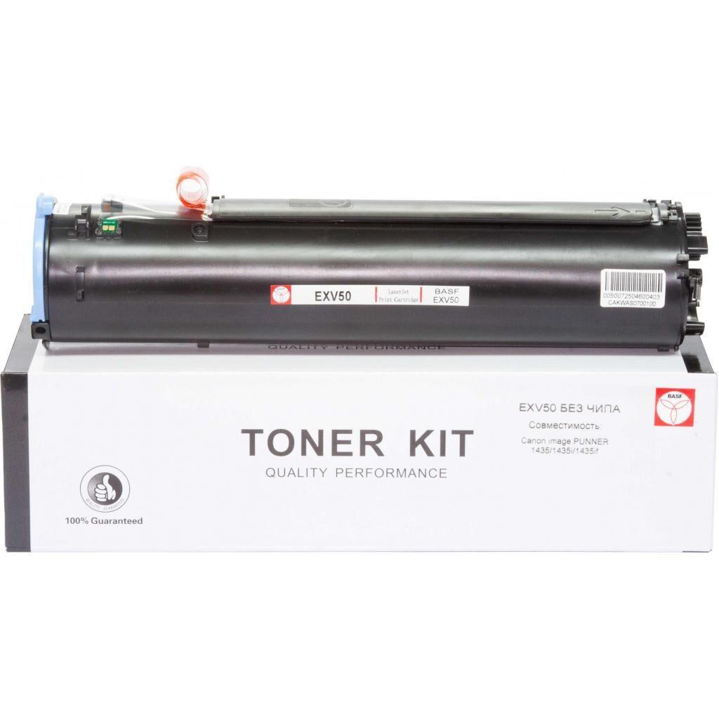 Тонер-картридж BASF для Canon iR-1435, C-EXV50/9436B002 (KT-CEXV50)