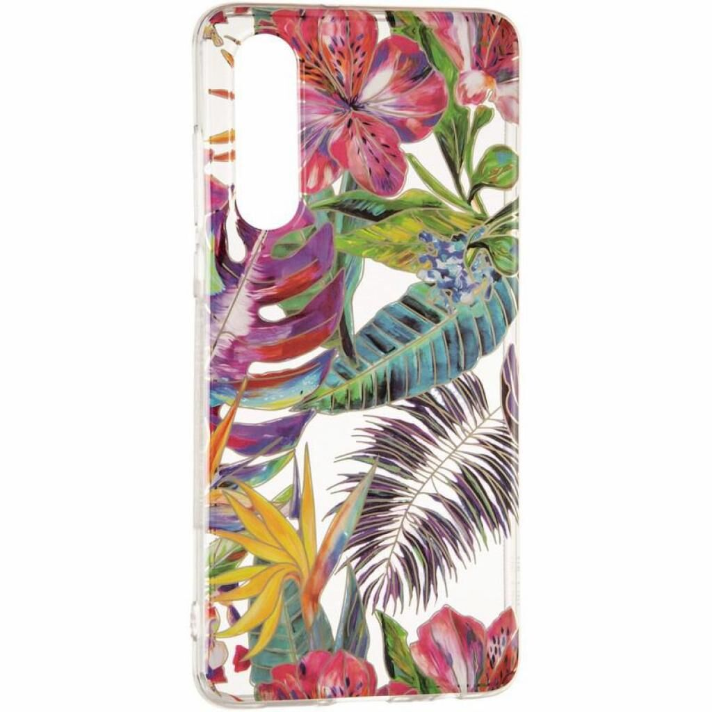 Чехол для моб. телефона Gelius Flowers Shine for Huawei P30 Tropic (00000072878)