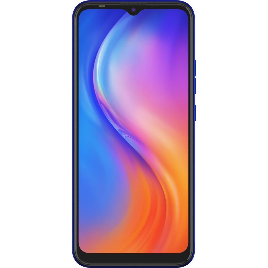Мобильный телефон TECNO KE5j (Spark 6 Go 3/64Gb) Aqua Blue (4895180762918)