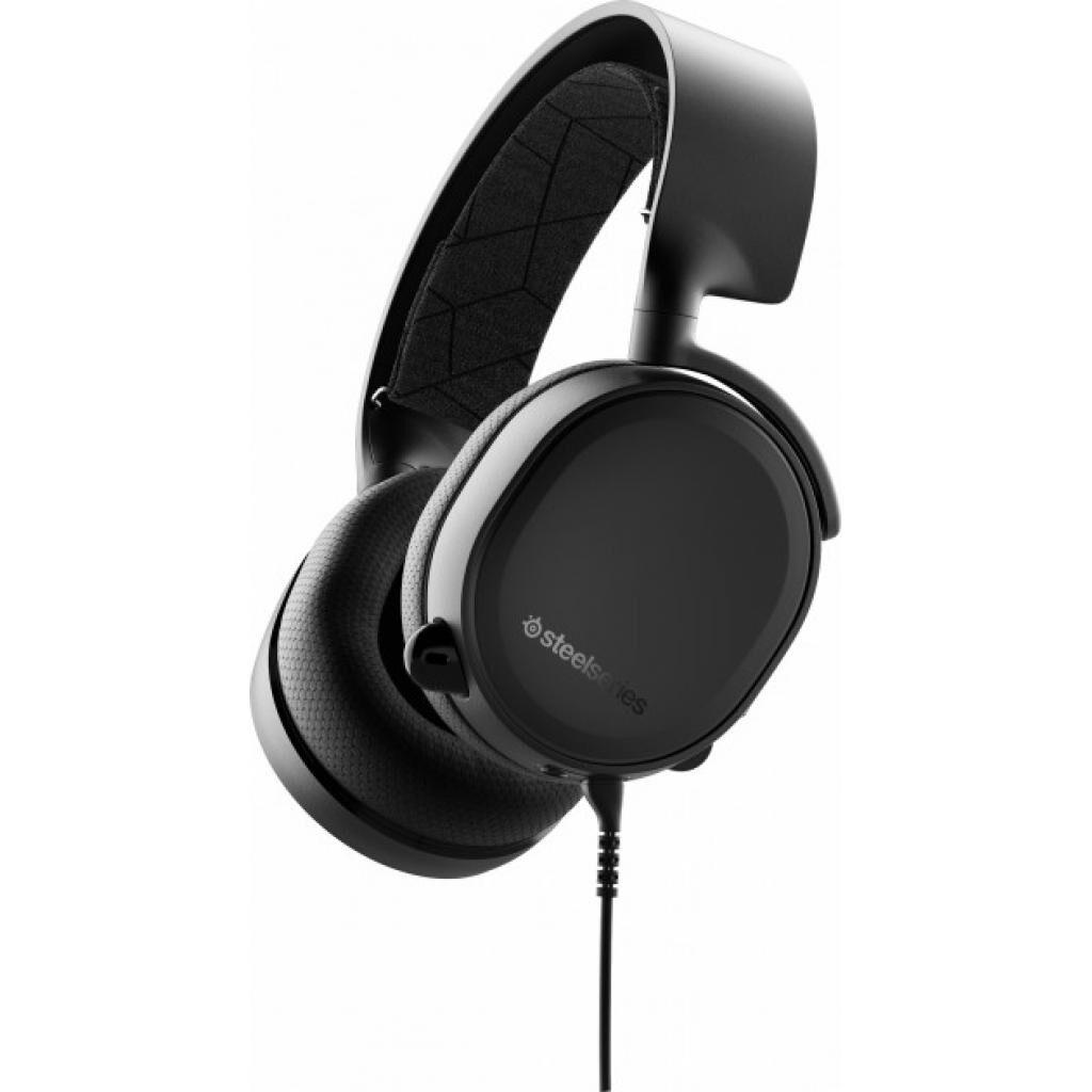 Наушники SteelSeries Arctis 3 for PS5 Black (SS61501)