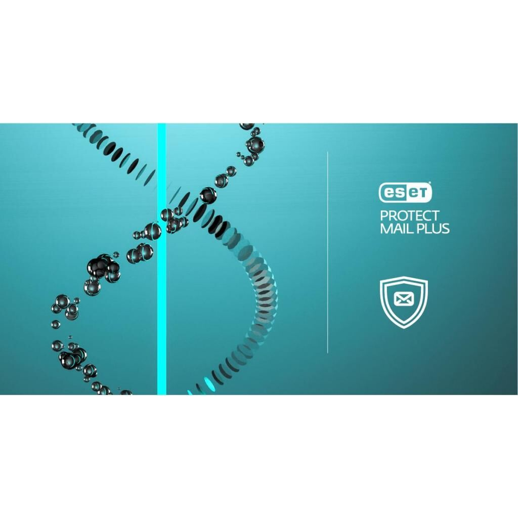Антивирус ESET PROTECT Mail Plus 6 ПК 1 year новая покупка Business (EPMP_6_1_B)