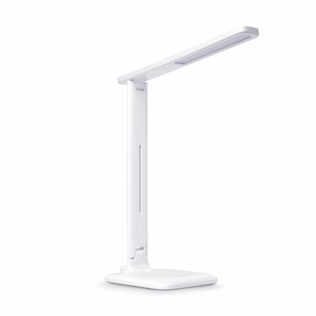 Настольная лампа VIDEX LED 7W 3000-5500K 220V (VL-TF02W)