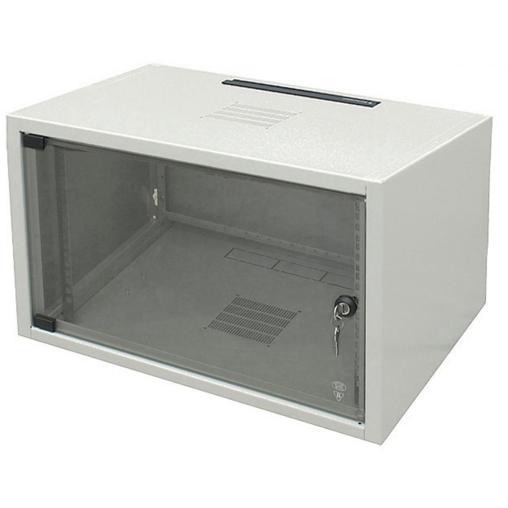 Шкаф настенный Zpas 6U 600x400 (WZ-3504-01-01-011)