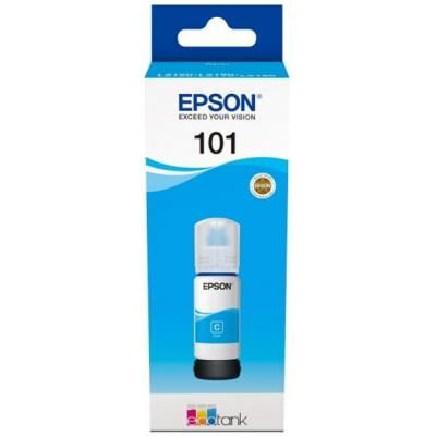 Контейнер с чернилами EPSON L4150/4160/6160 Cyan 101 (C13T03V24A)