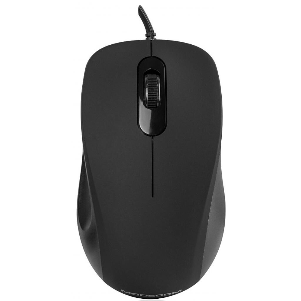 Мышка Modecom MC-M10 USB Black (M-MC-0M10-100)