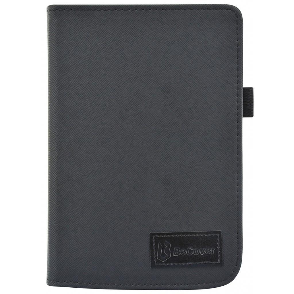 Чехол для электронной книги BeCover Slimbook PocketBook 613/614/615/624/625/626/640/641 Black (703728)