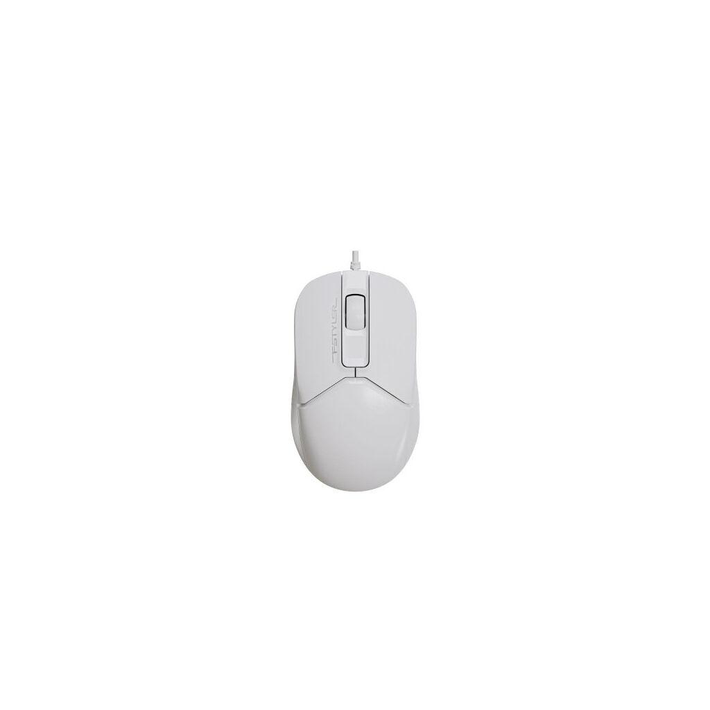 Мышка A4tech FM12 White