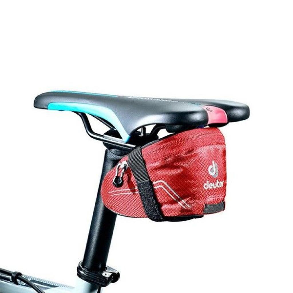 Сумка подседельная Deuter Bike Bag Race II Fire (3290717 5050)