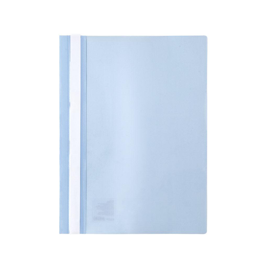 Папка-скоросшиватель Axent А4 120/150 мкм Светло-голубая (1317-07-A)