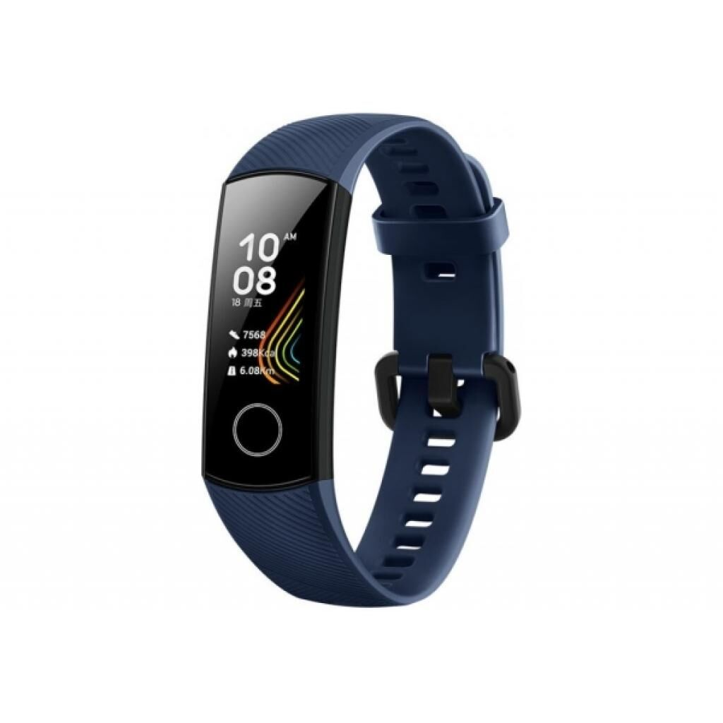 Фитнес браслет Honor Band 5 (CRS-B19S) Midnight Navy with OXIMETER (55024140)