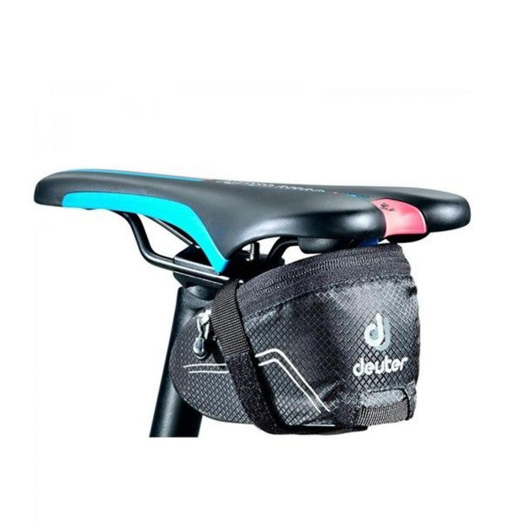 Сумка подседельная Deuter Bike Bag Race II Black (3290717 7000)