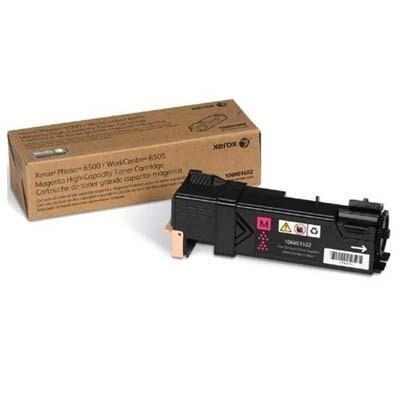 Тонер-картридж XEROX PH6500/WC6505 Magenta (106R01599)