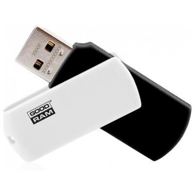 USB флеш накопитель Goodram 32GB UCO2 (Colour Mix) Black/White USB 2.0 (UCO2-0320KWR11)