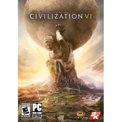Игра PC Sid Meier's Civilization VI