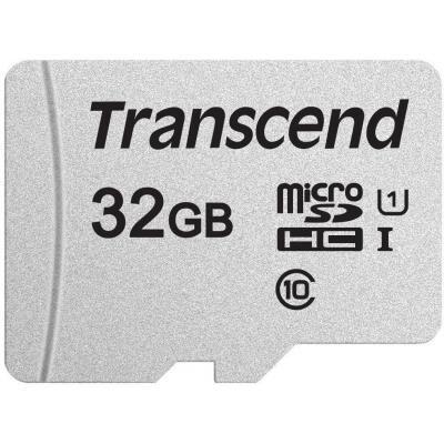 Карта памяти Transcend 32GB microSDHC class 10 UHS-I U1 (TS32GUSD300S)