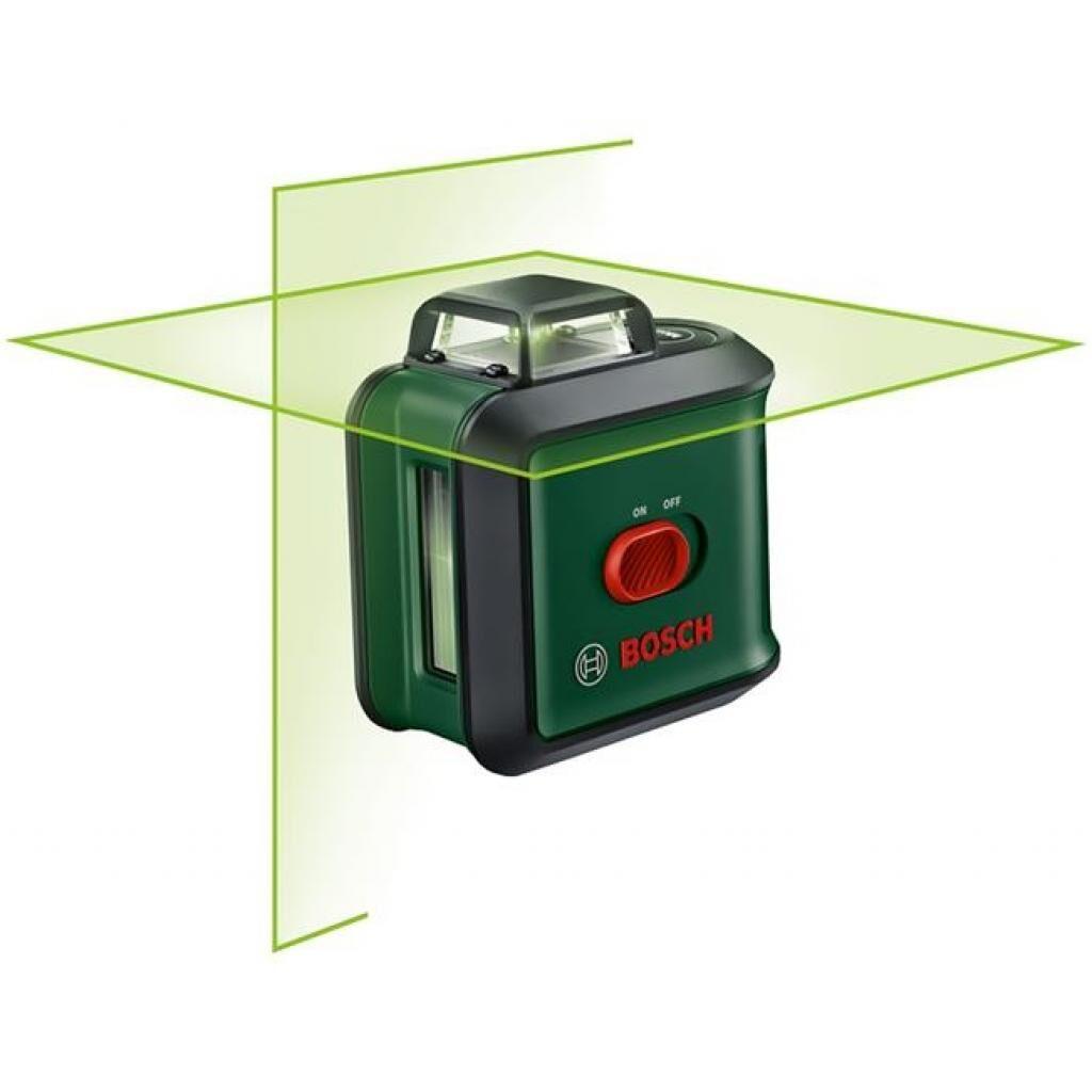 Лазерный нивелир Bosch UniversalLevel 360 Set, 24м, штатив TT150, зеленый луч (0.603.663.E03)