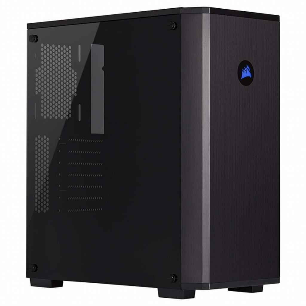 Корпус CORSAIR Carbide 175R RGB Black (CC-9011171-WW)