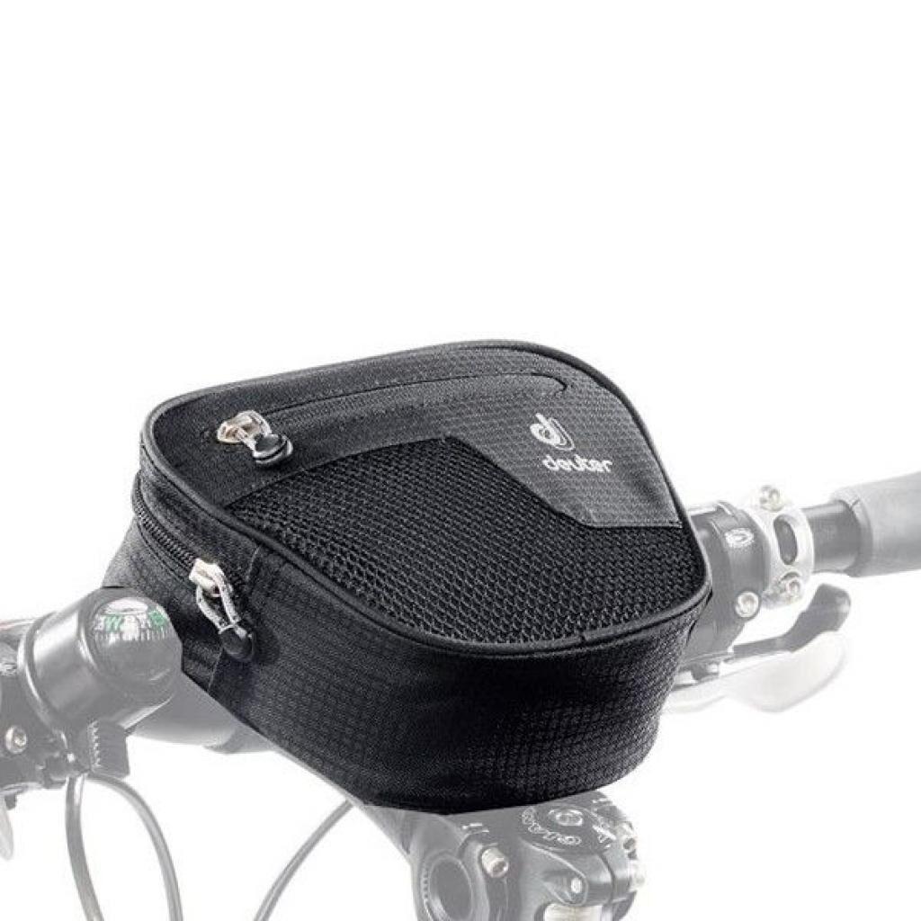 Велосумка на руль Deuter City Bag Black (3290117 7000)
