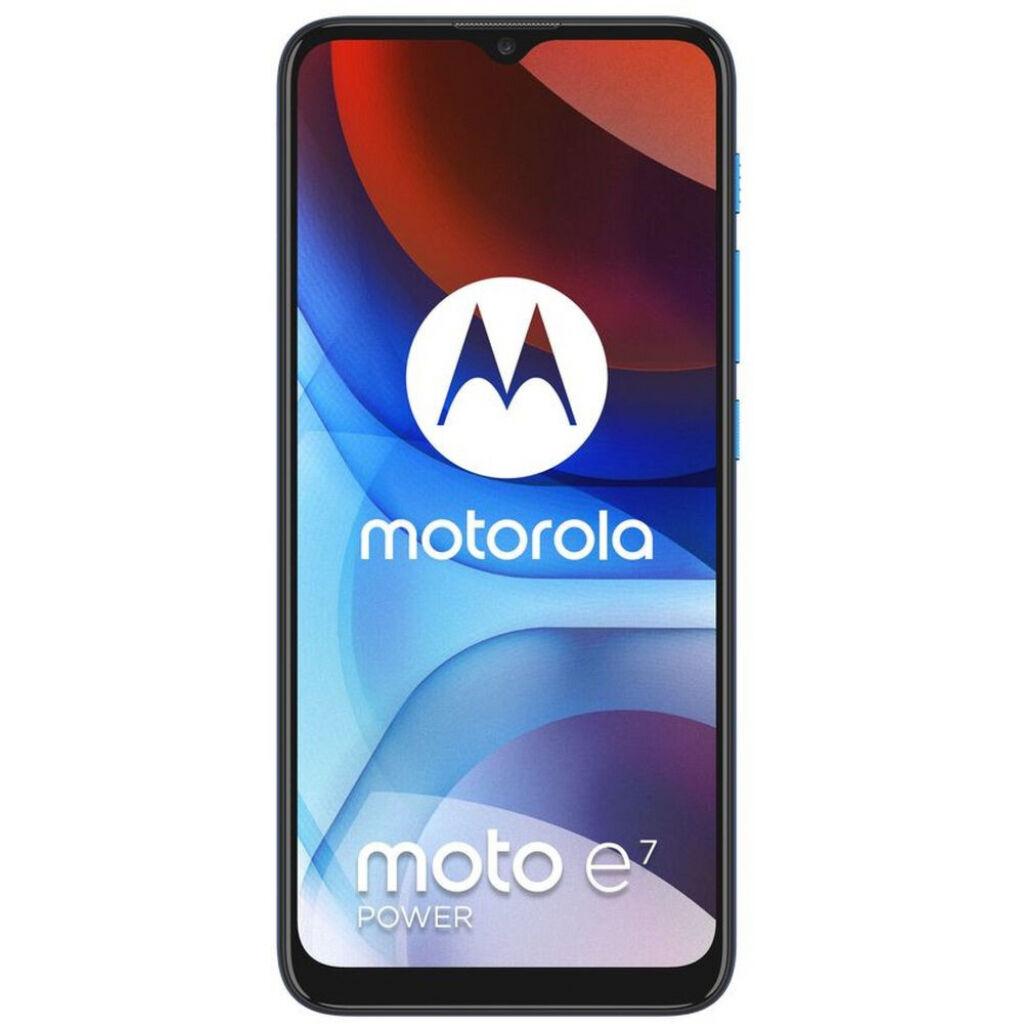Мобильный телефон Motorola E7 Power 4/64 GB Tahiti Blue