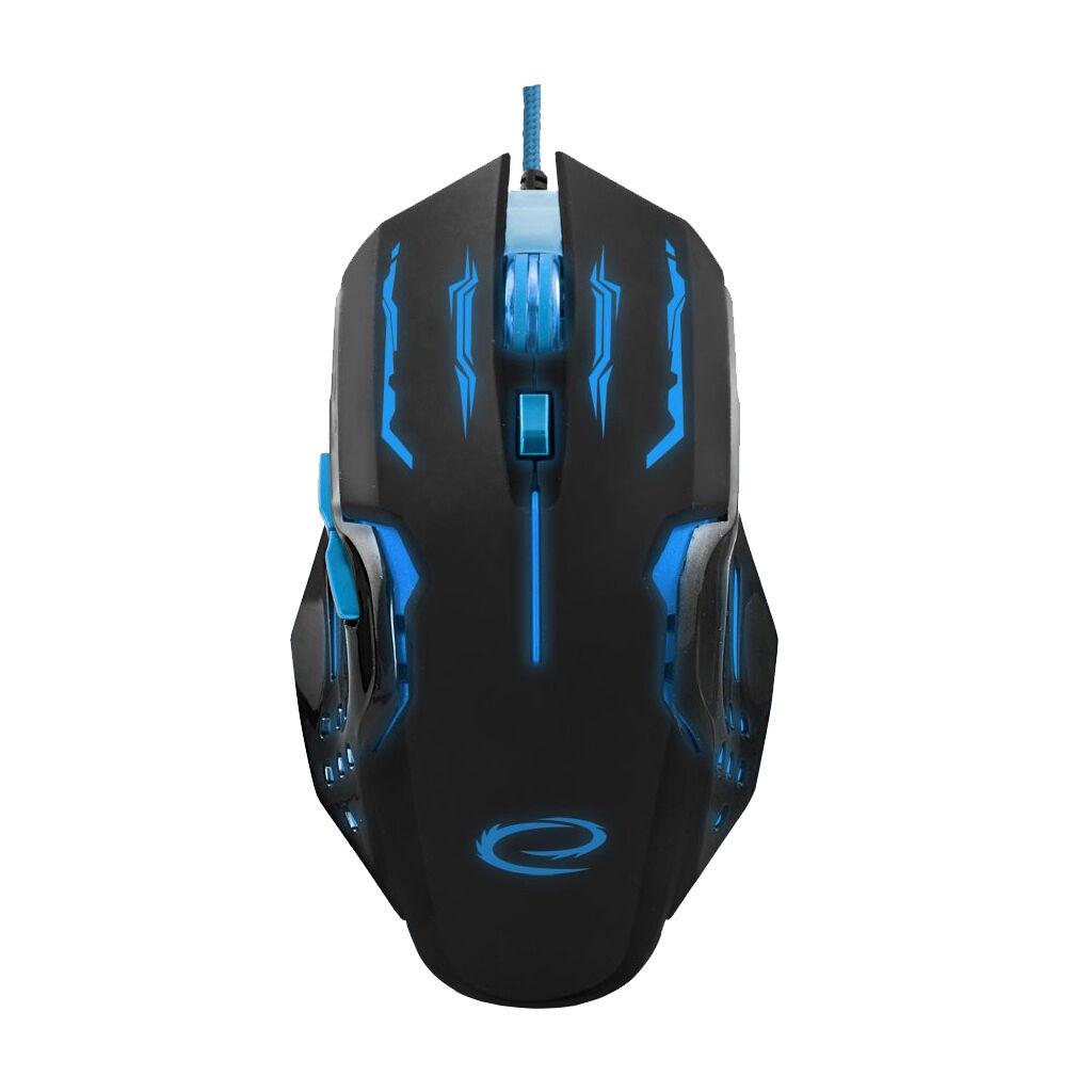 Мышка Esperanza MX403 Apache blue (EGM403B)
