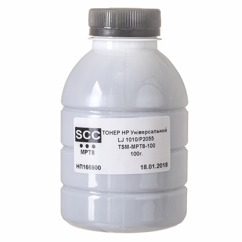 Тонер HP LJ Universal 1010/1012/1015/1018, 100г SCC Patron (TSM-MPT8-100)