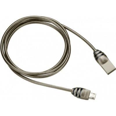 Дата кабель USB 2.0 AM to Micro 5P 1.0m CANYON (CNS-USBM5DG)