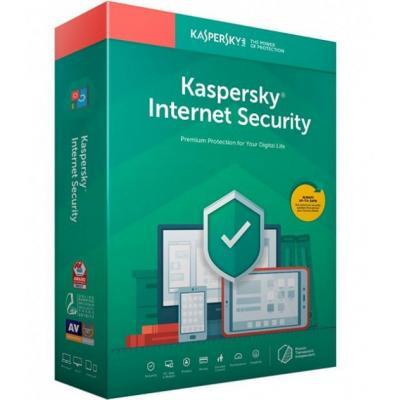 Антивирус Kaspersky Internet Security 1 ПК 1 year Base License Eastern Europe Ed (KL1939OCAFS)