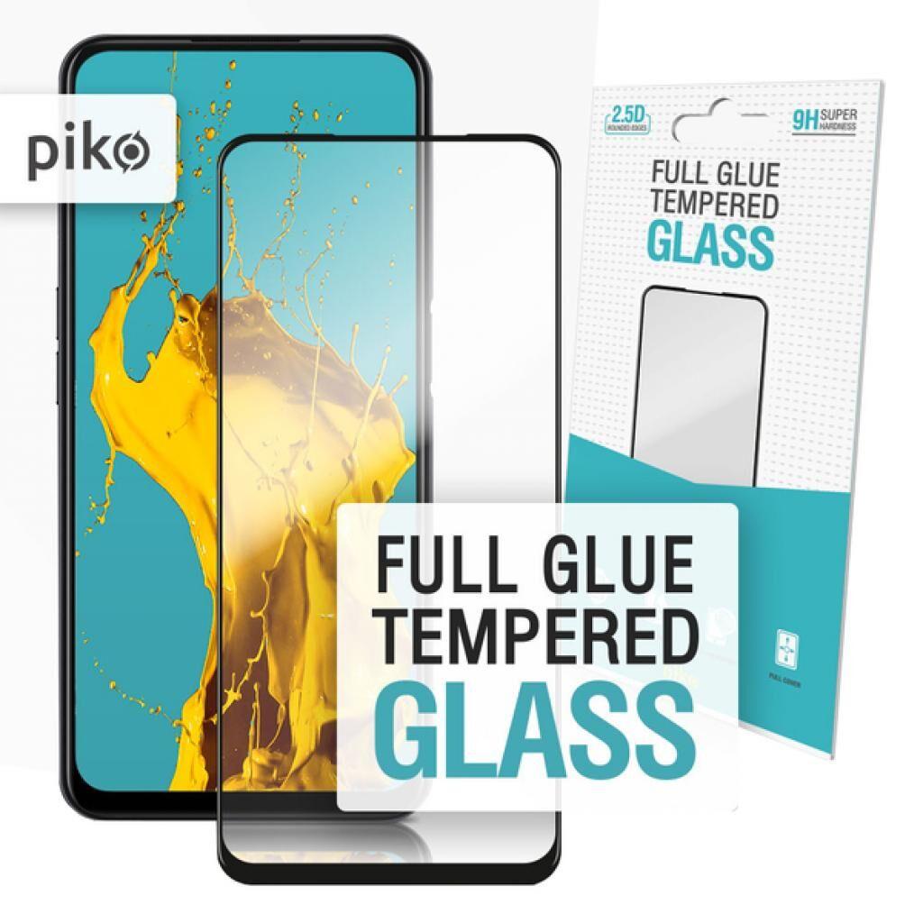 Стекло защитное Piko Full Glue Oppo A52 (black) (1283126503016)